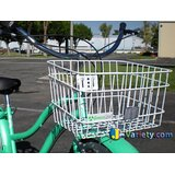 jbikes beach cruiser basket