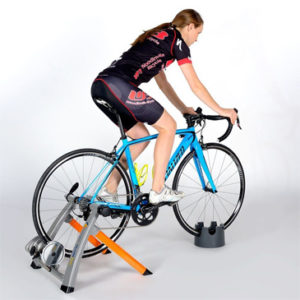 quiet bike trainer