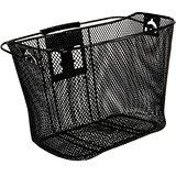 schwinn quick release bike basket for cruisers