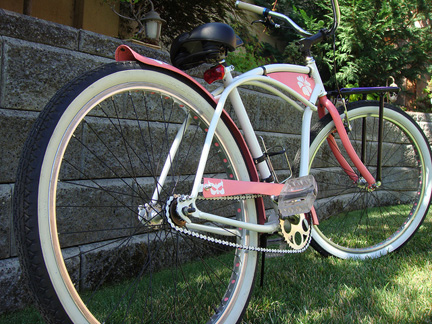 Custom Beach Cruisers Stand Out From